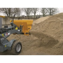 150 cm Sandudlægger